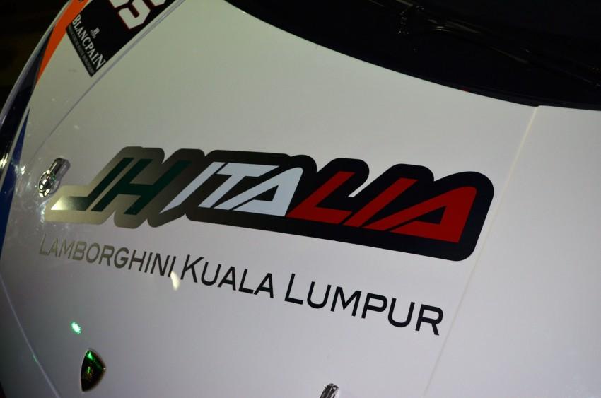 Team Lamborghini Kuala Lumpur JH Italia unveiled – Rizal Ashram Ramli a.k.a. Jejai is the Super Trofeo driver Image #107006
