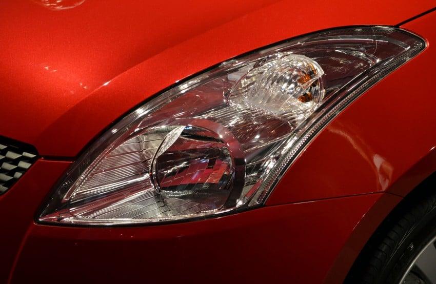 Suzuki Swift – third-gen launched, RM78k-RM83k Image #148983