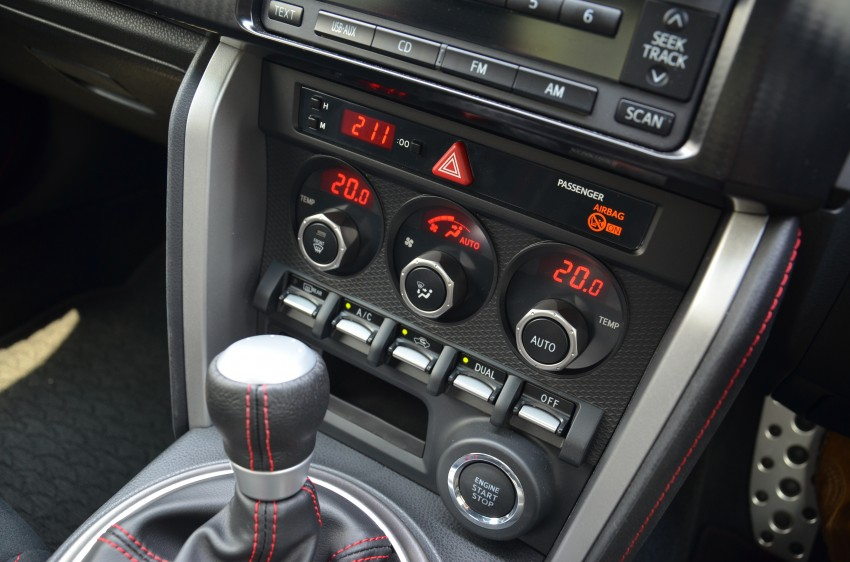 DRIVEN: Toyota 86 – a true gem under the veneer Image #115634