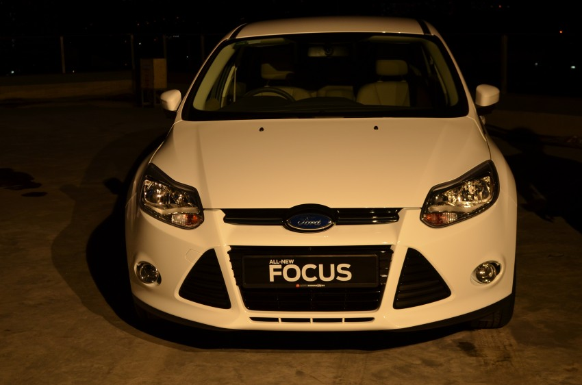 Ford Focus – 3rd-gen C346 debuts, RM116k-RM129k Image #131105