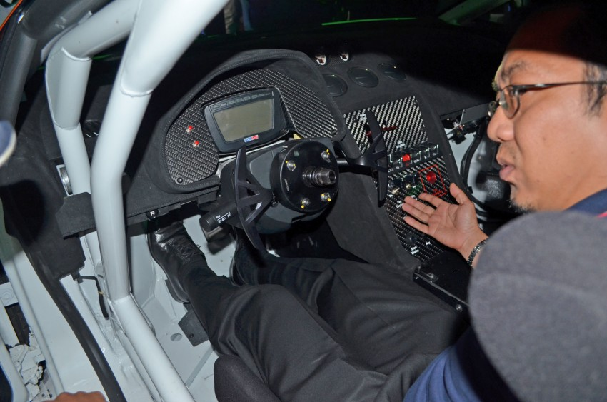 Team Lamborghini Kuala Lumpur JH Italia unveiled – Rizal Ashram Ramli a.k.a. Jejai is the Super Trofeo driver Image #107007