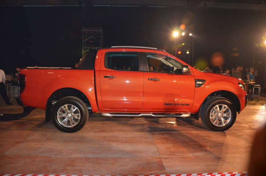 Ford Ranger T6 launched – RM90k to RM117k Image #114880