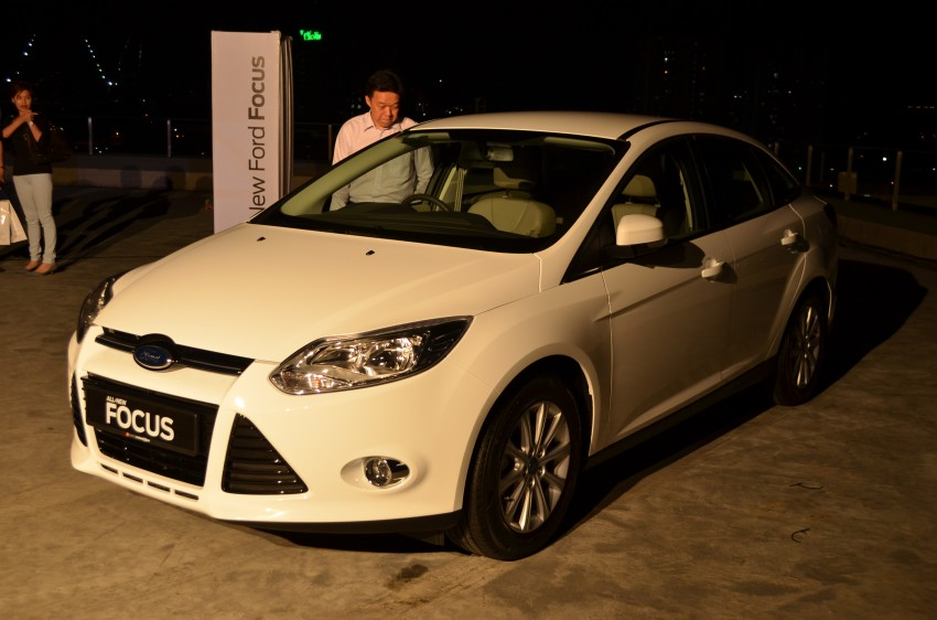 Ford Focus – 3rd-gen C346 debuts, RM116k-RM129k Image #131106