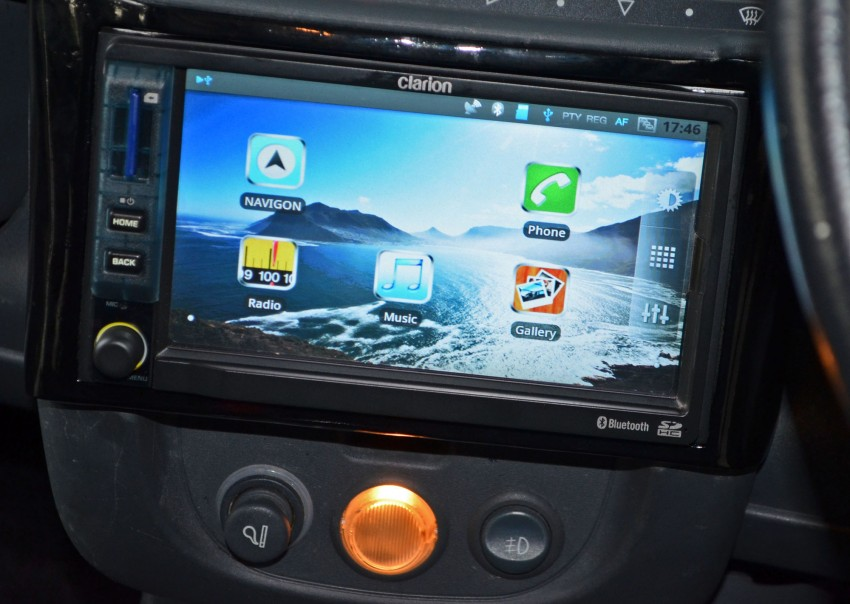 Clarion launches Mirage, the first Android-based OEM grade car stereo – retail sales to start in fourth quarter Image #95975