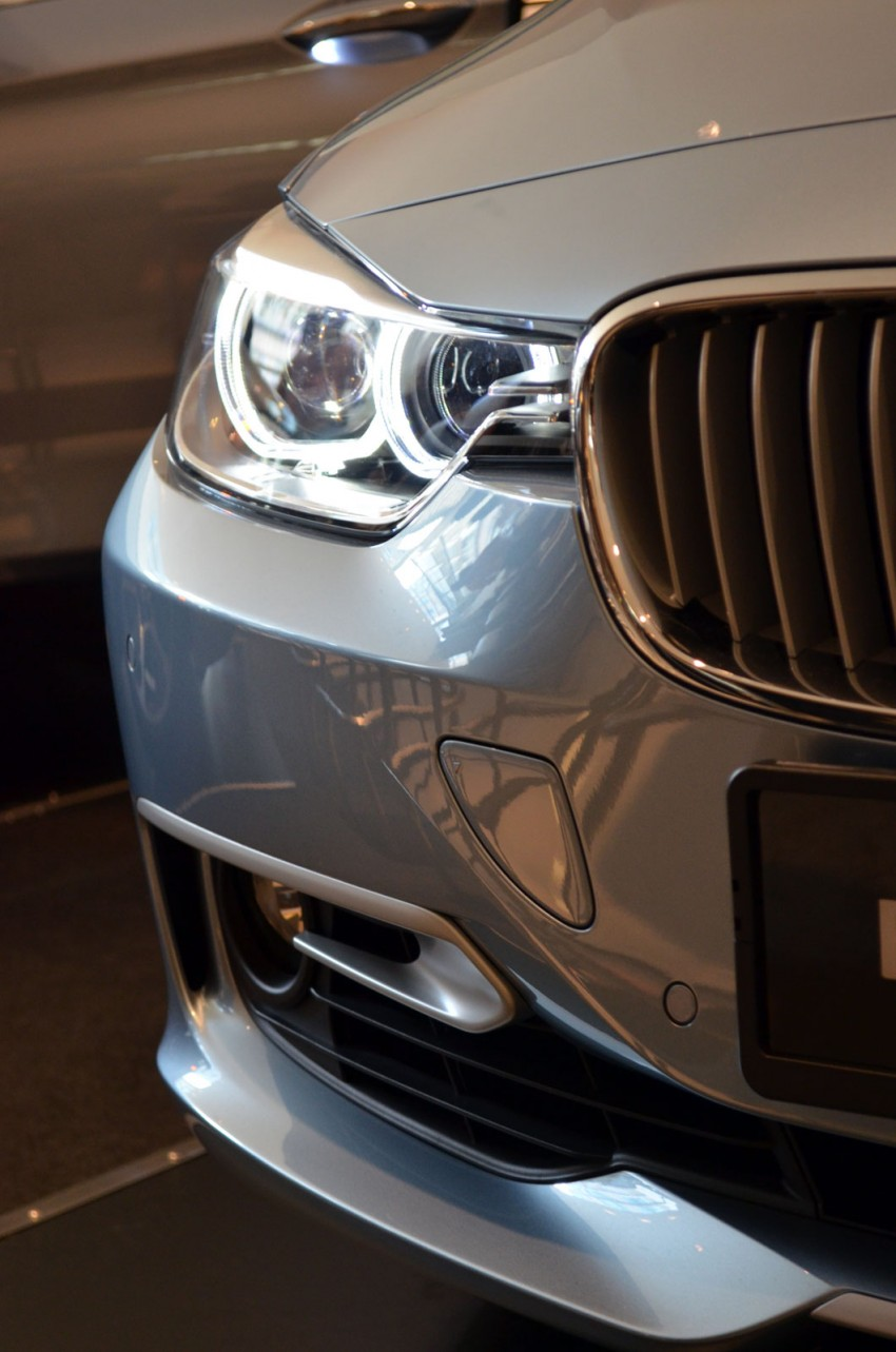 BMW ActiveHybrid 3 and ActiveHybrid 5 sedans officially launched – RM538,800 and RM648,800 Image #138167