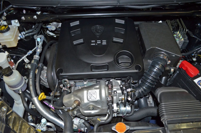 Proton Prevé with 1.6 turbo launched: RM60k – RM73k! Image #100994