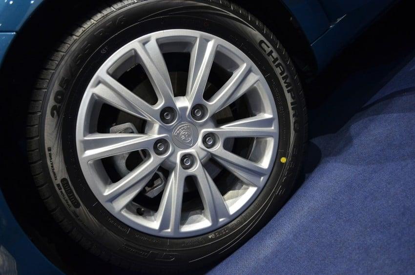 Proton Prevé with 1.6 turbo launched: RM60k – RM73k! Image #100995