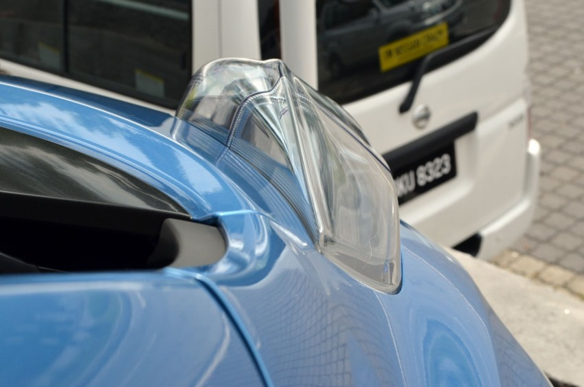 Nissan Leaf driven around the block – you can try it too! Image #104574
