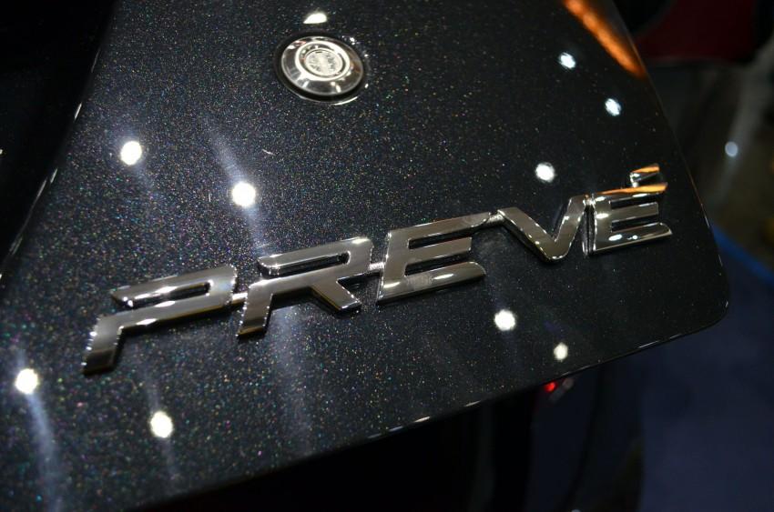 Proton Prevé with 1.6 turbo launched: RM60k – RM73k! Image #100996