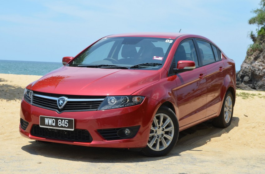 Proton Prevé Turbo CVT and IAFM Manual tested Image #103500