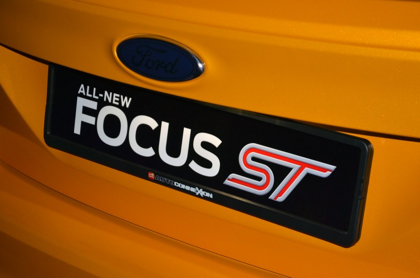 Ford Focus ST – the GTI challenger arrives, RM209k Image #131149