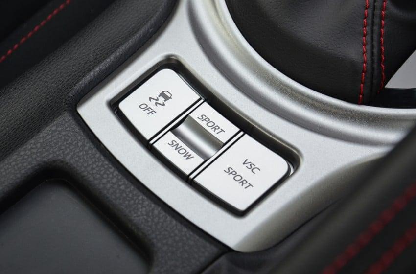 DRIVEN: Toyota 86 – a true gem under the veneer Image #115462