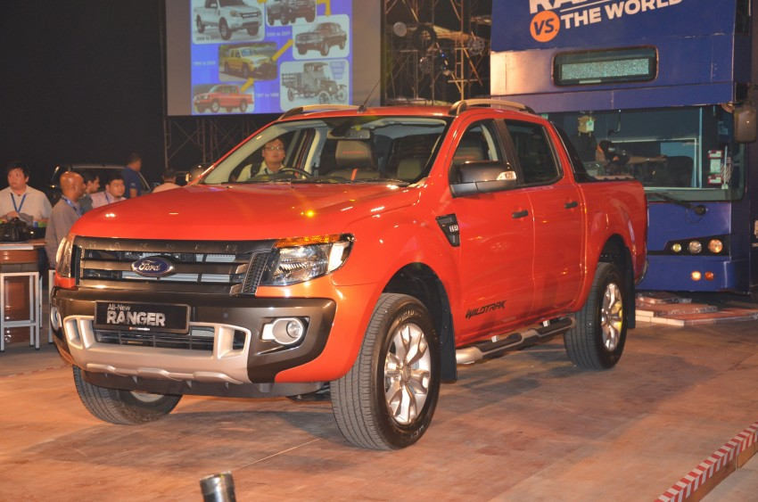 Ford Ranger T6 launched – RM90k to RM117k Image #114884