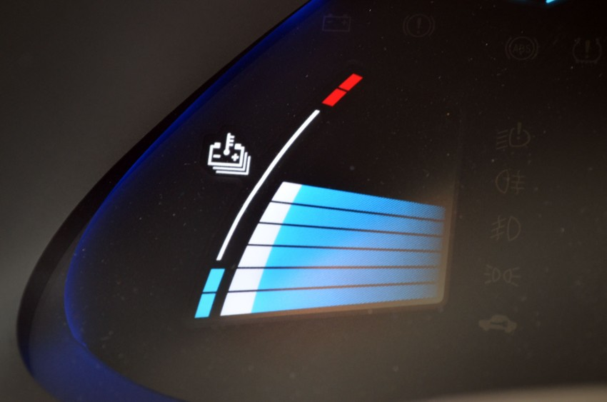 Nissan Leaf driven around the block – you can try it too! Image #104578