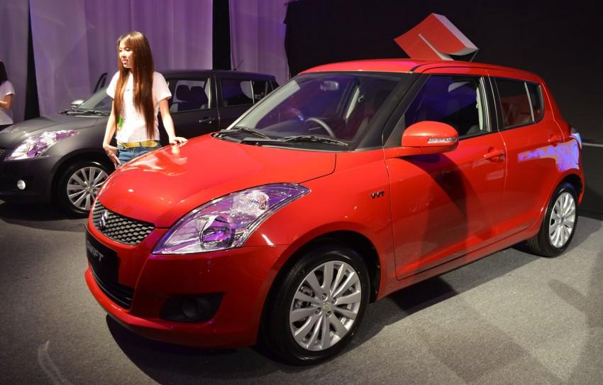 Suzuki Swift – third-gen launched, RM78k-RM83k Image #148988