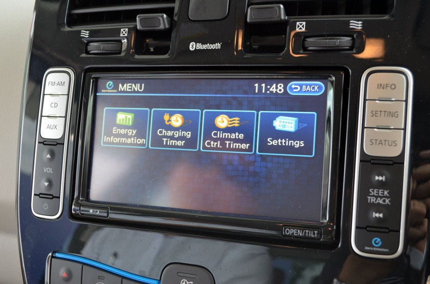 Nissan Leaf driven around the block – you can try it too! Image #104579