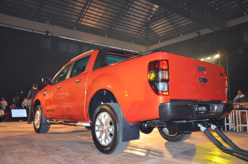 Ford Ranger T6 launched – RM90k to RM117k Image #114887