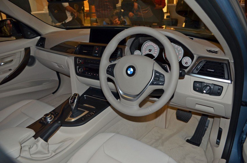 BMW ActiveHybrid 3 and ActiveHybrid 5 sedans officially launched – RM538,800 and RM648,800 Image #138172