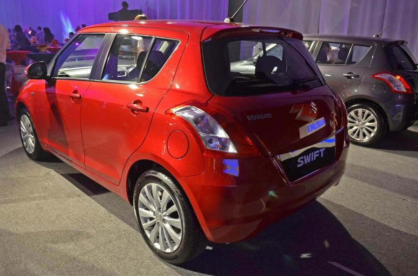Suzuki Swift – third-gen launched, RM78k-RM83k Image #148989