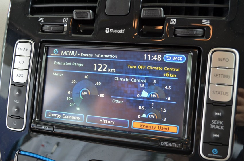Nissan Leaf driven around the block – you can try it too! Image #104580