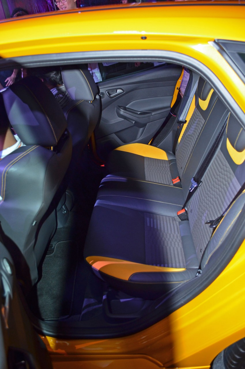 Ford Focus ST – the GTI challenger arrives, RM209k Image #131151