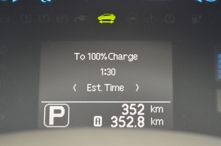 Nissan Leaf driven around the block – you can try it too! Image #104583