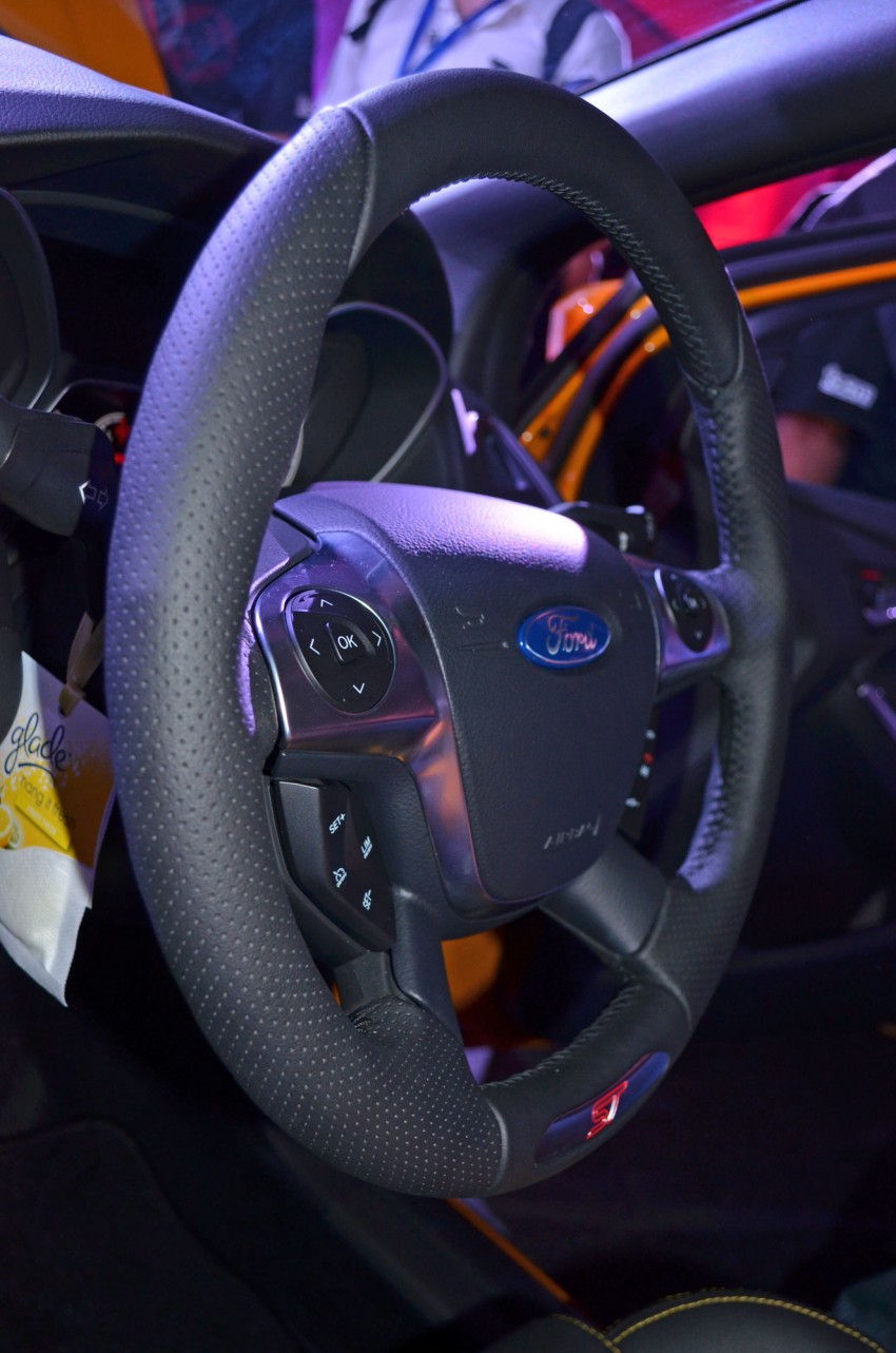 Ford Focus ST – the GTI challenger arrives, RM209k Image #131155