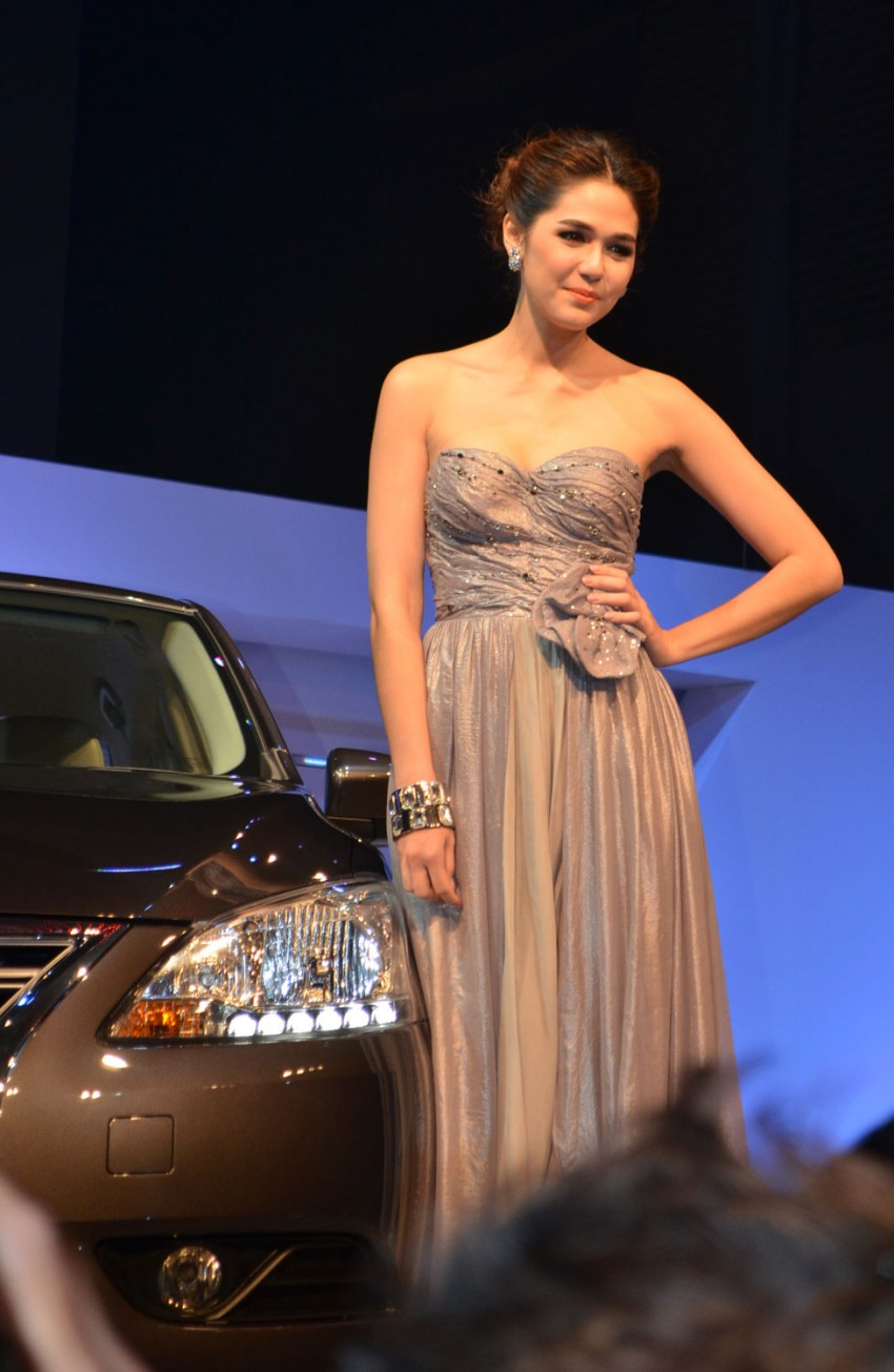 Nissan Sylphy launched in Thailand – new model gets improved 1.6, new 1.8, CVT; from 746,000 baht Image #127936