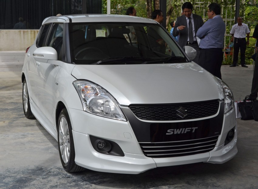 Suzuki Swift – third-gen launched, RM78k-RM83k Image #148993