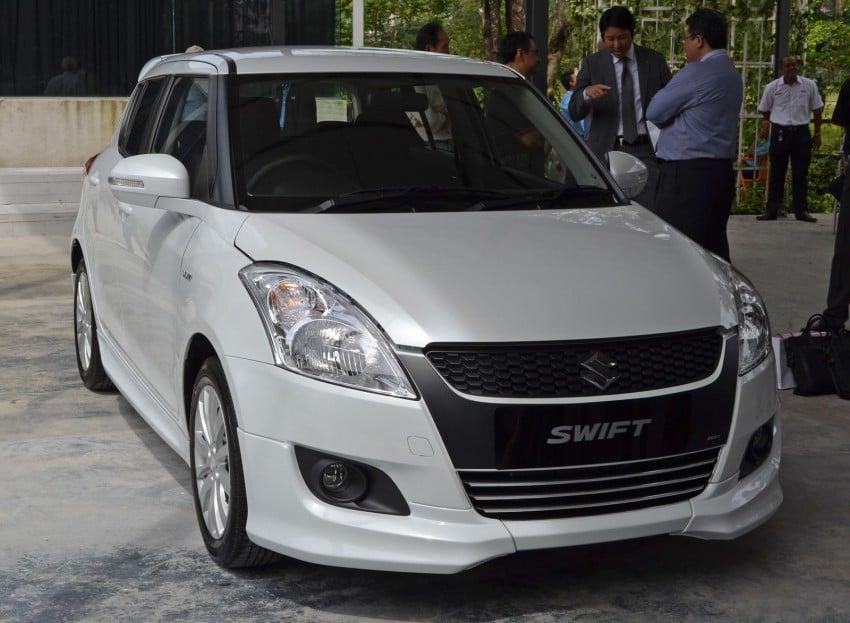 Suzuki Swift – third-gen launched, RM78k-RM83k Image #148993