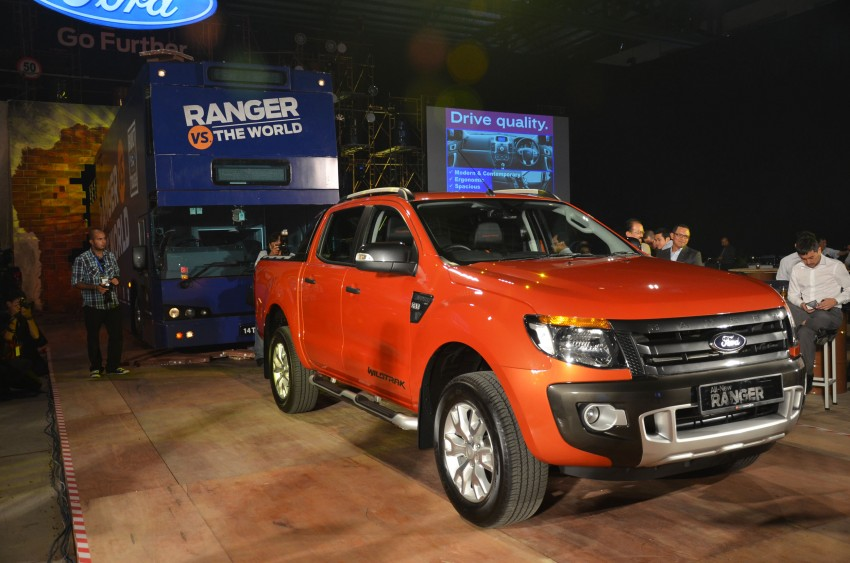 Ford Ranger T6 launched – RM90k to RM117k Image #114893