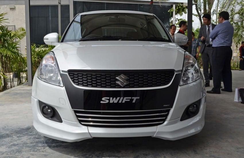 Suzuki Swift – third-gen launched, RM78k-RM83k Image #148994