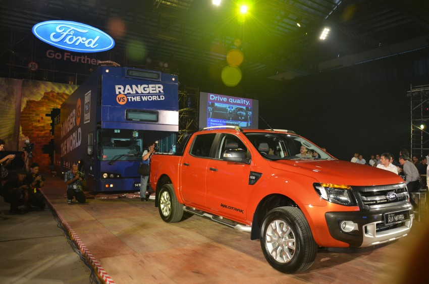 Ford Ranger T6 launched – RM90k to RM117k Image #114894