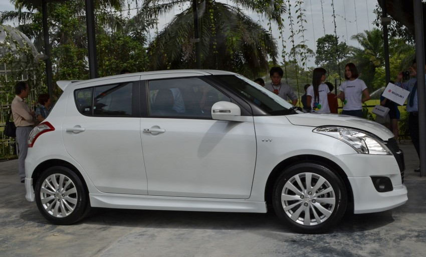 Suzuki Swift – third-gen launched, RM78k-RM83k Image #148995