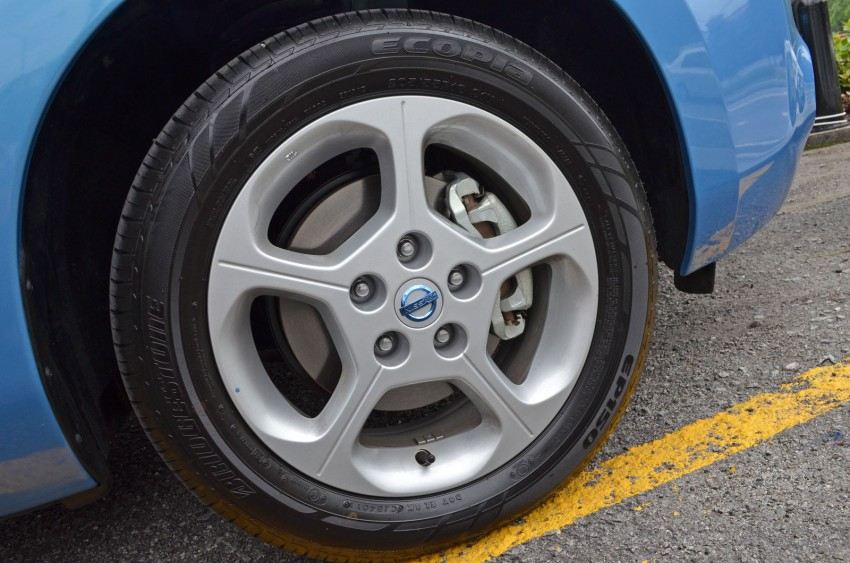 Nissan Leaf driven around the block – you can try it too! Image #104585