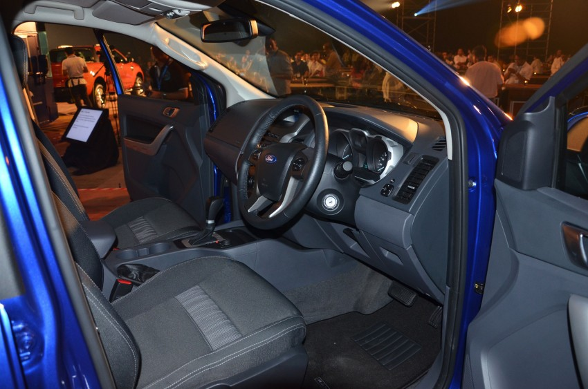 Ford Ranger T6 launched – RM90k to RM117k Image #114895