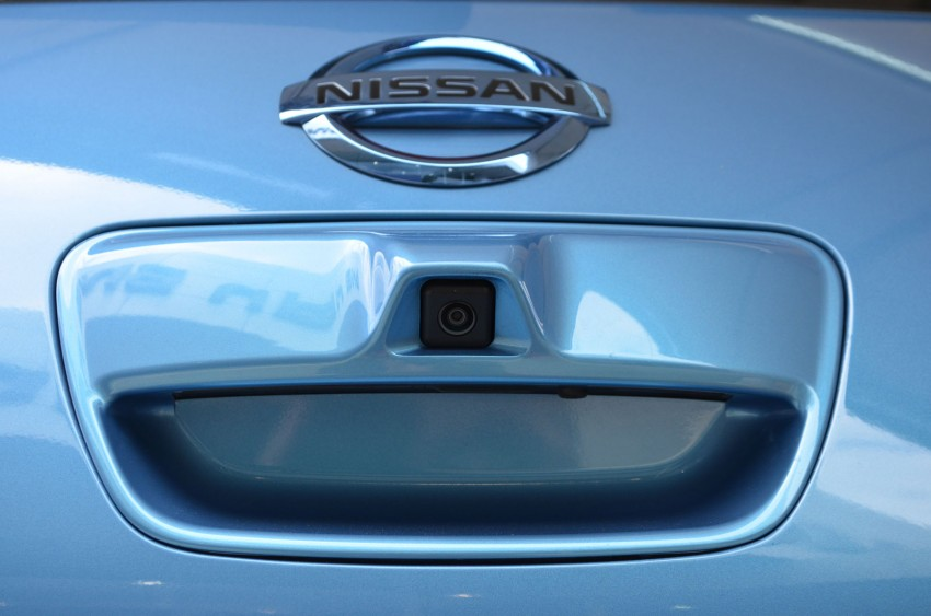 Nissan Leaf driven around the block – you can try it too! Image #104586