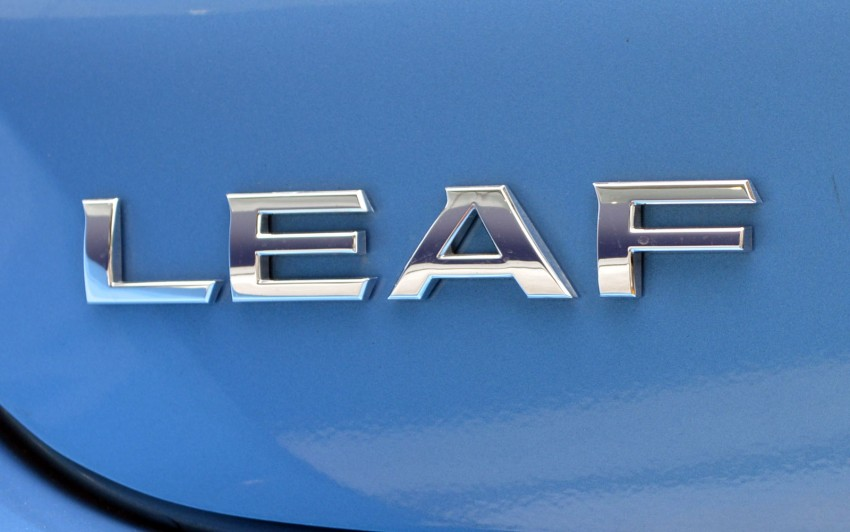 Nissan Leaf driven around the block – you can try it too! Image #104587