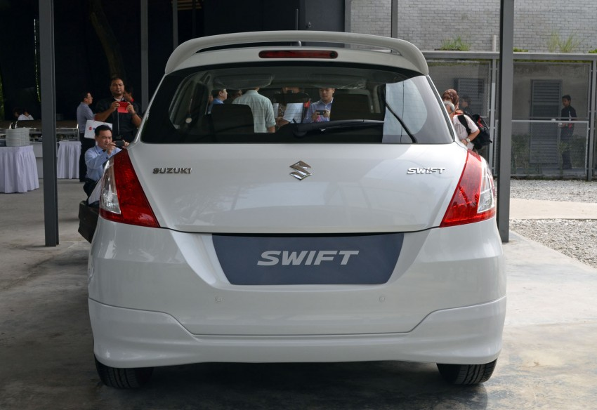 Suzuki Swift – third-gen launched, RM78k-RM83k Image #148998