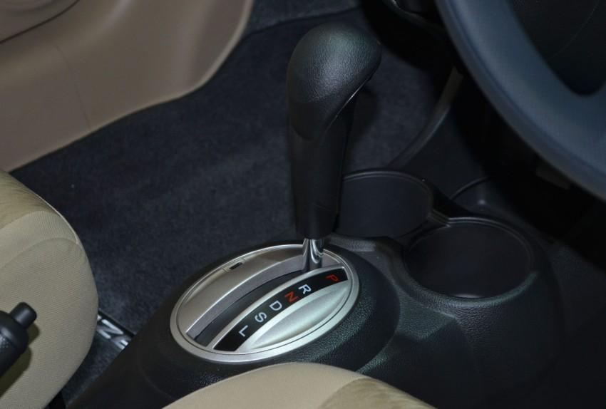 Honda Brio Amaze – Brio sedan eco car makes debut Image #143640