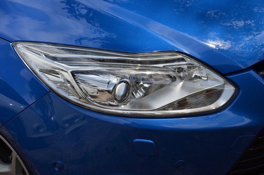 DRIVEN: New Ford Focus Hatch and Sedan in Krabi Image #118268