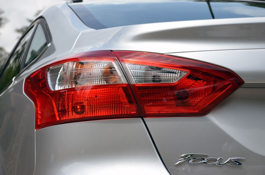DRIVEN: New Ford Focus Hatch and Sedan in Krabi Image #118270