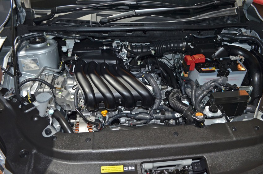 Nissan Sylphy launched in Thailand – new model gets improved 1.6, new 1.8, CVT; from 746,000 baht Image #127947