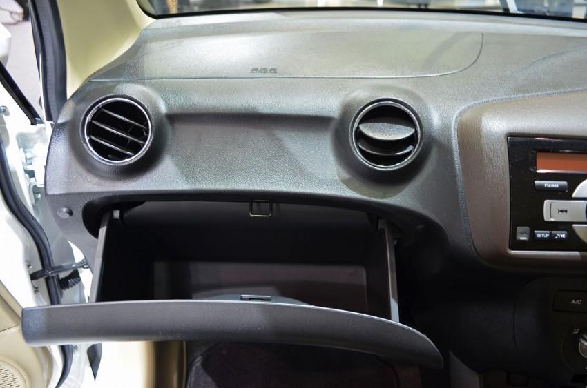 Honda Brio Amaze – Brio sedan eco car makes debut Image #143645