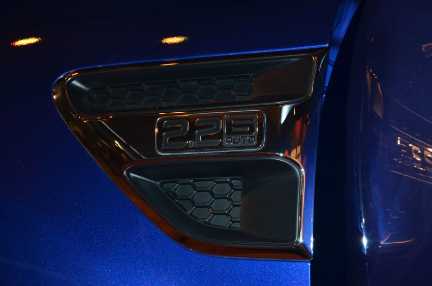 Ford Ranger T6 launched – RM90k to RM117k Image #114906