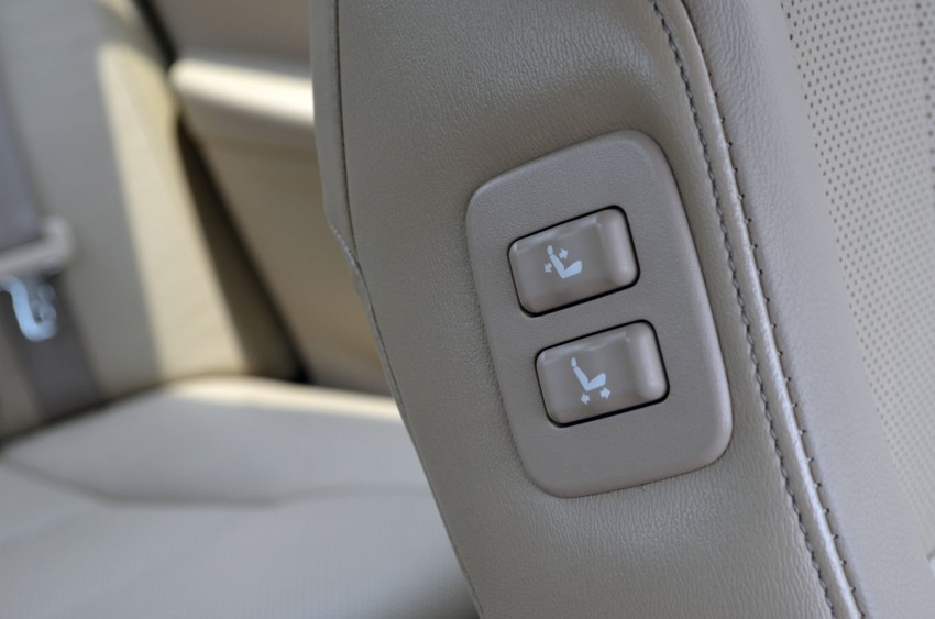 DRIVEN: Toyota Camry 2.5V Test Drive Report Image #135986