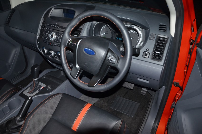 Ford Ranger T6 launched – RM90k to RM117k Image #114909