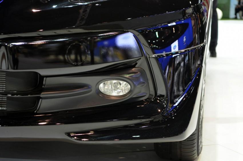GALLERY: Honda Brio Amaze with Modulo add-ons Image #143853