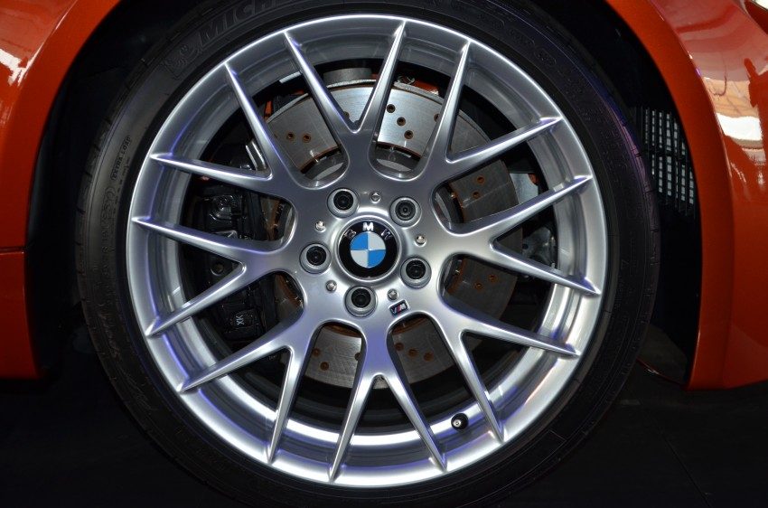 BMW 1 Series M Coupe: only 3 for Malaysia, RM509k Image #113383