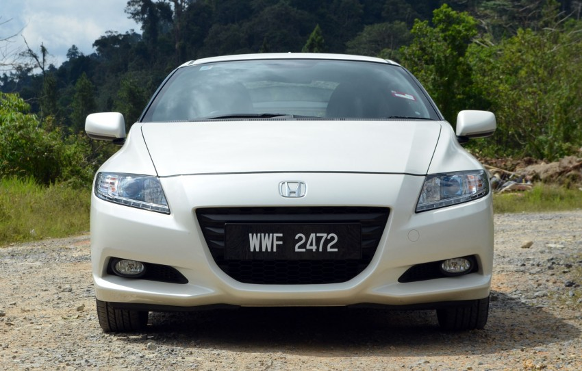 TESTED: Honda CR-Z Hybrid, both Manual and CVT driven in Malaysia and Japan Image #103676
